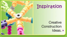 Inspiration - Creative Construction Ideas