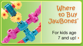 Where to Buy JawBones - Kids age 7 and up!